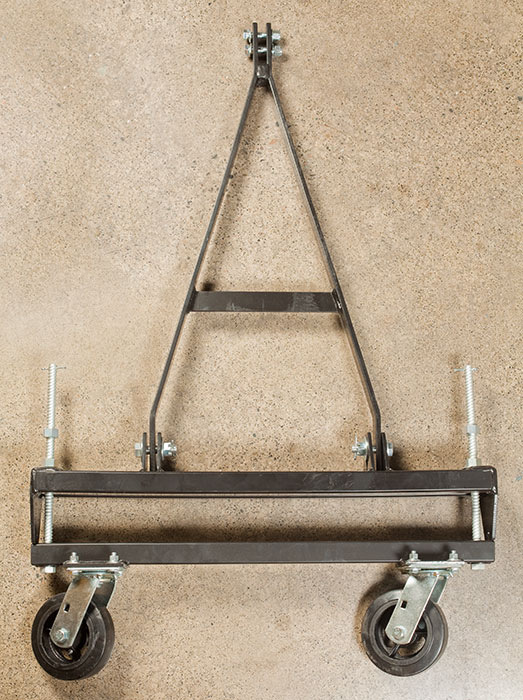 Temporary Suspended Access Platform Accessories